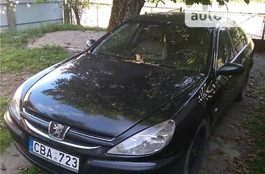 Peugeot 607 2001 в Перечине