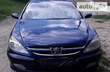 Peugeot 607 2001 в Черновцах