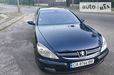 Седан Peugeot 607 2003 в Черкассах