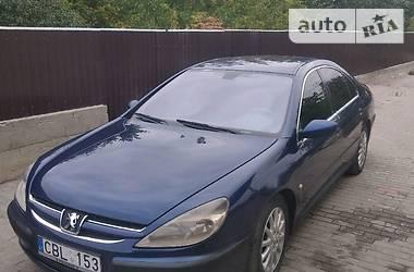 Peugeot 607 2001 в Оратове