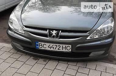 Peugeot 607 2003 в Львове