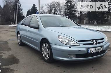 Peugeot 607 2000 в Львові