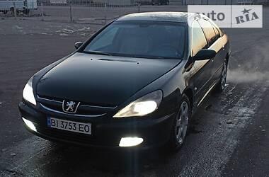 Peugeot 607 2001 в Кременчуге