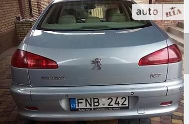 Peugeot 607 2001 в Виннице