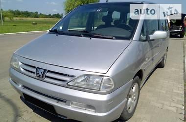 Peugeot 806 2000 в Владимирце