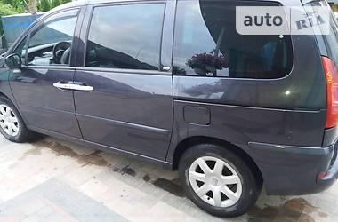 Минивэн Peugeot 807 2007 в Долине