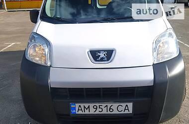 Легковой фургон (до 1,5 т) Peugeot Bipper груз. 2012 в Житомире