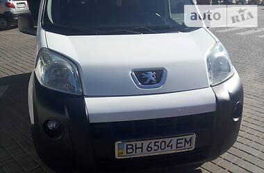 Peugeot Bipper пасс. 2010 в Одессе