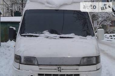 Peugeot Boxer груз. средняя 1995