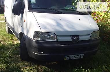 Peugeot Boxer груз. 2002 в Чернівцях