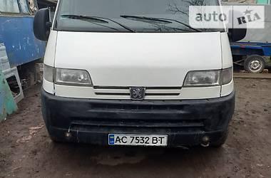 Peugeot Boxer груз. 2000 в Хотине