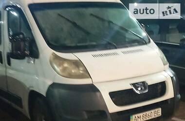 Легковой фургон (до 1,5 т) Peugeot Boxer груз. 2007 в Житомире