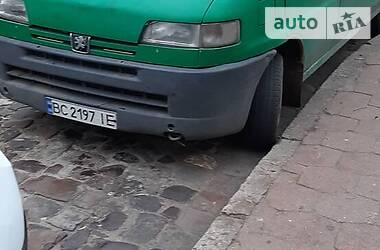 Peugeot Boxer пасс. 1998 в Яворове