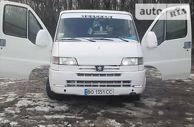 Peugeot Boxer пасс. 2001 в Тернополе