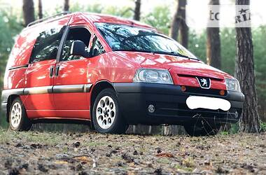 Peugeot Expert груз.-пасс. 2005 в Гадяче
