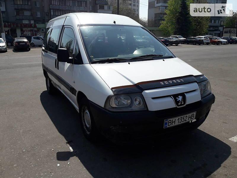 Peugeot Expert груз.-пасс. 2005 в Одессе