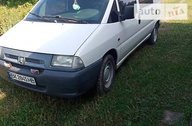 Мінівен Peugeot Expert груз.-пасс. 2000 в Рівному