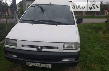 Легковий фургон (до 1,5т) Peugeot Expert груз.-пасс. 2003 в Самборі