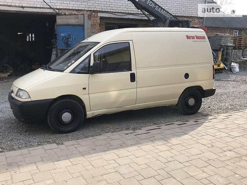 Peugeot Expert груз. 1999 в Ровно