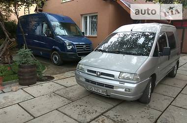 Peugeot Expert пасс. 2003 в Иршаве