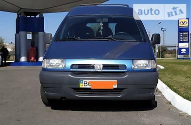 Peugeot Expert пасс. 2001 в Червонограде