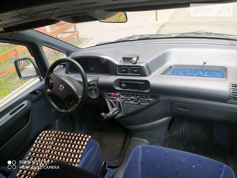 Peugeot Expert пасс. 2000 в Львове