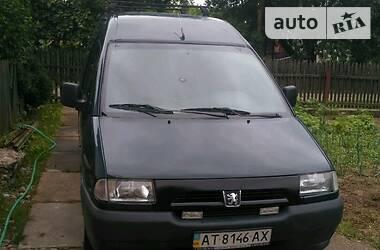 Peugeot Expert пасс. 1999 в Сторожинце