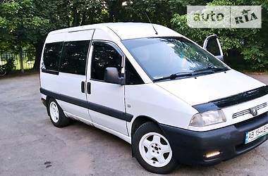 Peugeot Expert пасс. 2001 в Виннице