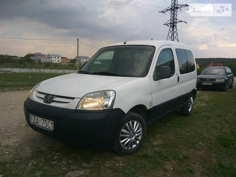 Peugeot Partner груз. 2004 в Тернополі