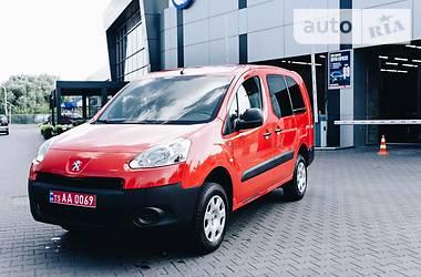 Peugeot Partner груз. 4x4 Long