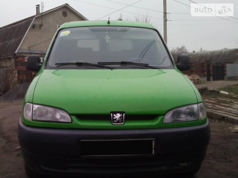 Peugeot Partner груз. 1998 в Шепетовке