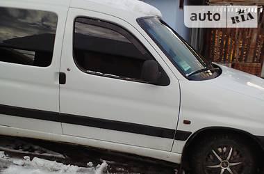 Peugeot Partner пасс. 1999 в Івано-Франківську