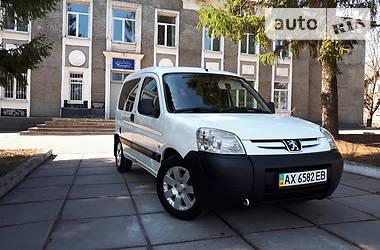 Peugeot Partner пасс. 2009 в Кривом Роге