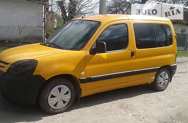 Peugeot Partner пасс. 2005 в Верхнеднепровске