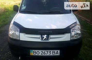 Peugeot Partner пасс. 2007 в Чорткове