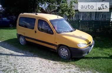 Peugeot Partner пасс. 1998 в Львове