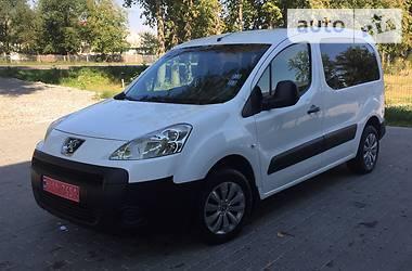 Peugeot Partner пасс. 2009 в Ивано-Франковске
