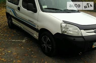 Peugeot Partner пасс. 2003 в Виннице