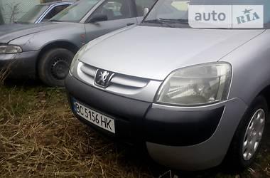 Peugeot Partner пасс. 2008 в Львове