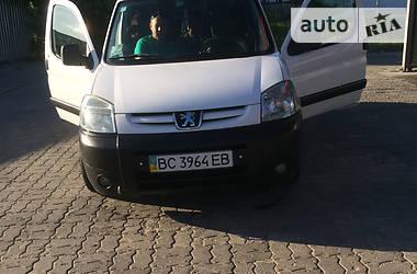 Peugeot Partner пасс. 2005 в Николаеве