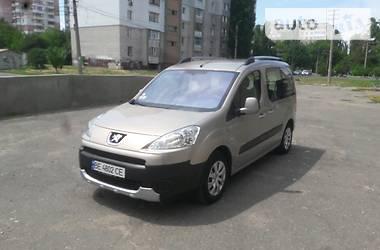 Peugeot Partner пасс. 2009 в Николаеве