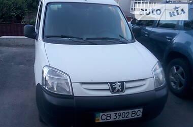 Peugeot Partner пасс. 2007 в Чернигове
