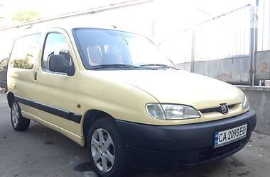Peugeot Partner пасс. 1998 в Черкассах