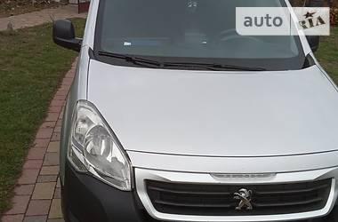 Peugeot Partner пасс. 2016 в Радивилове