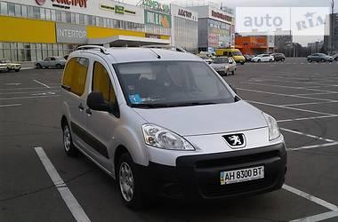 Peugeot Partner пасс. 2010 в Мариуполе