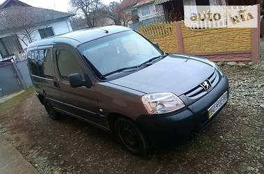 Peugeot Partner пасс. 2004 в Ивано-Франковске