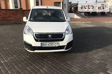 Peugeot Partner пасс. 2016 в Хмельницком