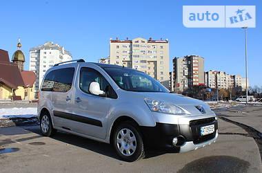 Peugeot Partner пасс. 2010 в Ивано-Франковске