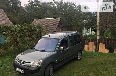 Peugeot Partner пасс. 2002 в Яремче