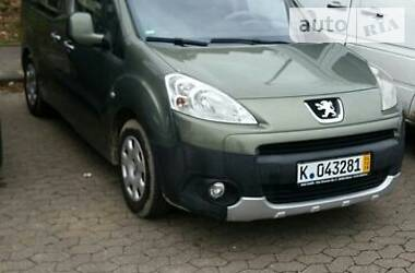 Peugeot Partner пасс. 2008 в Черновцах